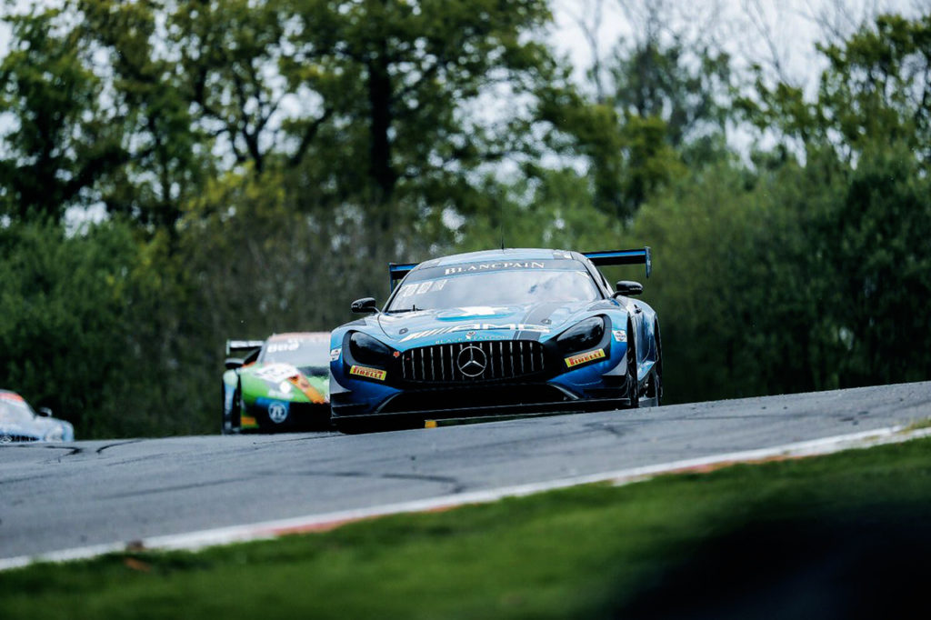 Blancpain | Brands Hatch, Gara 2: rivincita di Black Falcon con Engel e Stolz