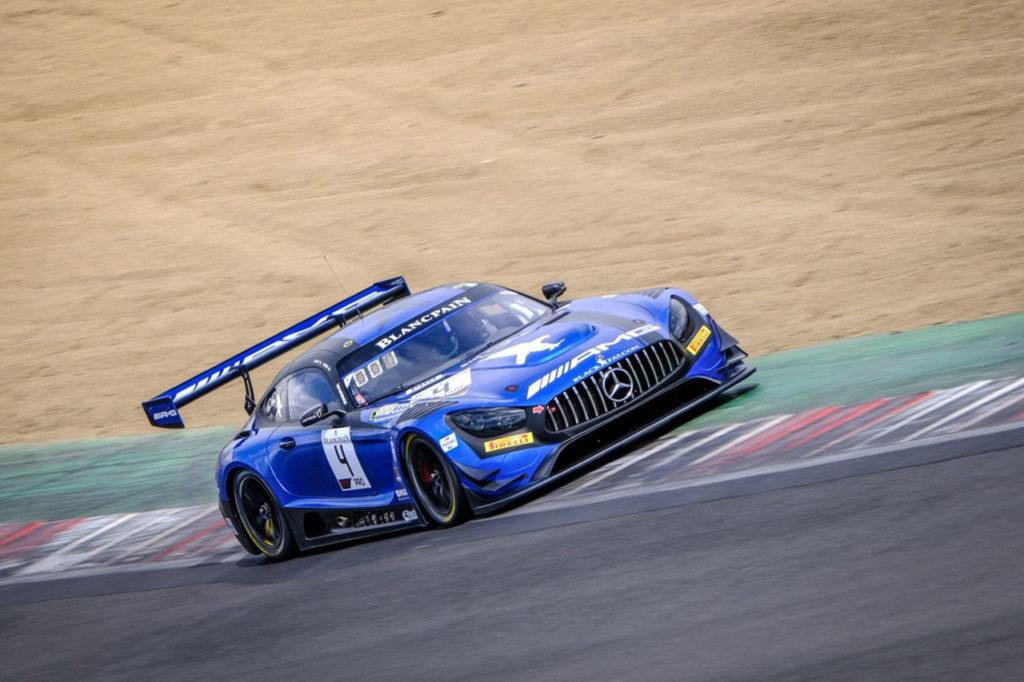 Blancpain | Brands Hatch, Qualifiche: due pole position per Mercedes con Black Falcon e AKKA ASP Team