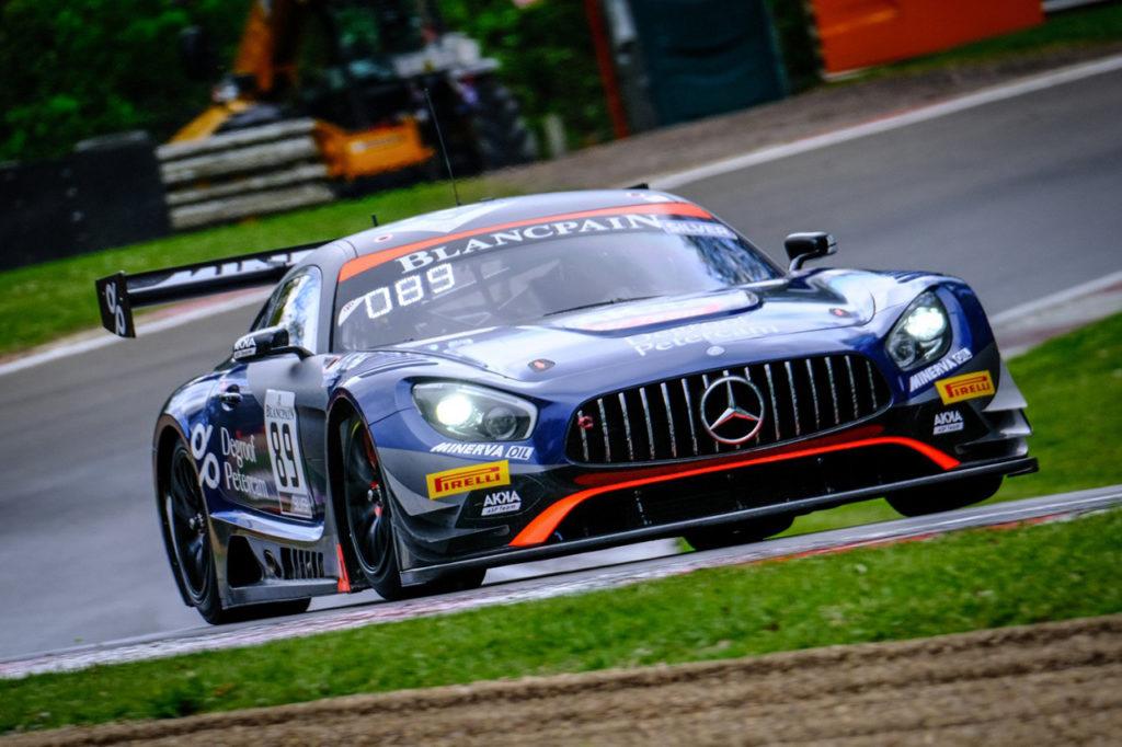 Blancpain | Brands Hatch, Gara 1: incredibile successo di Bastian e Neubauer con AKKA ASP Team