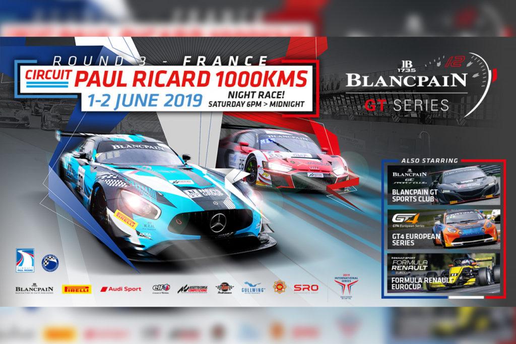 Blancpain | 1000km Paul Ricard 2019: anteprima e orari del weekend