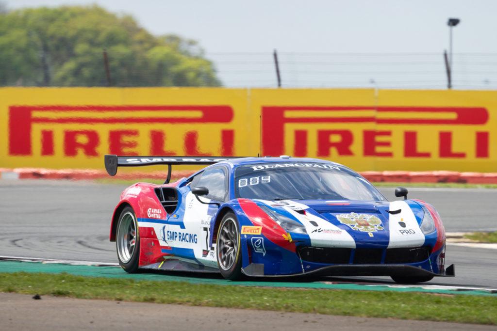 Blancpain | Ferrari e SMP Racing ringraziano le gomme Pirelli a Silverstone