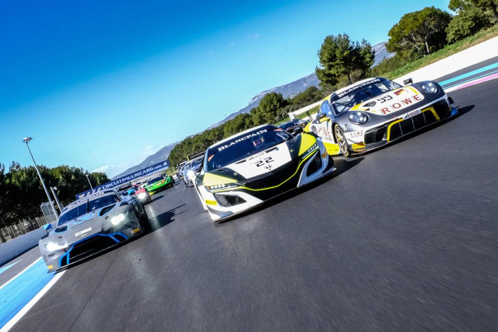 Blancpain | Una nuova sfida per Pirelli a Le Castellet per la 1000 km