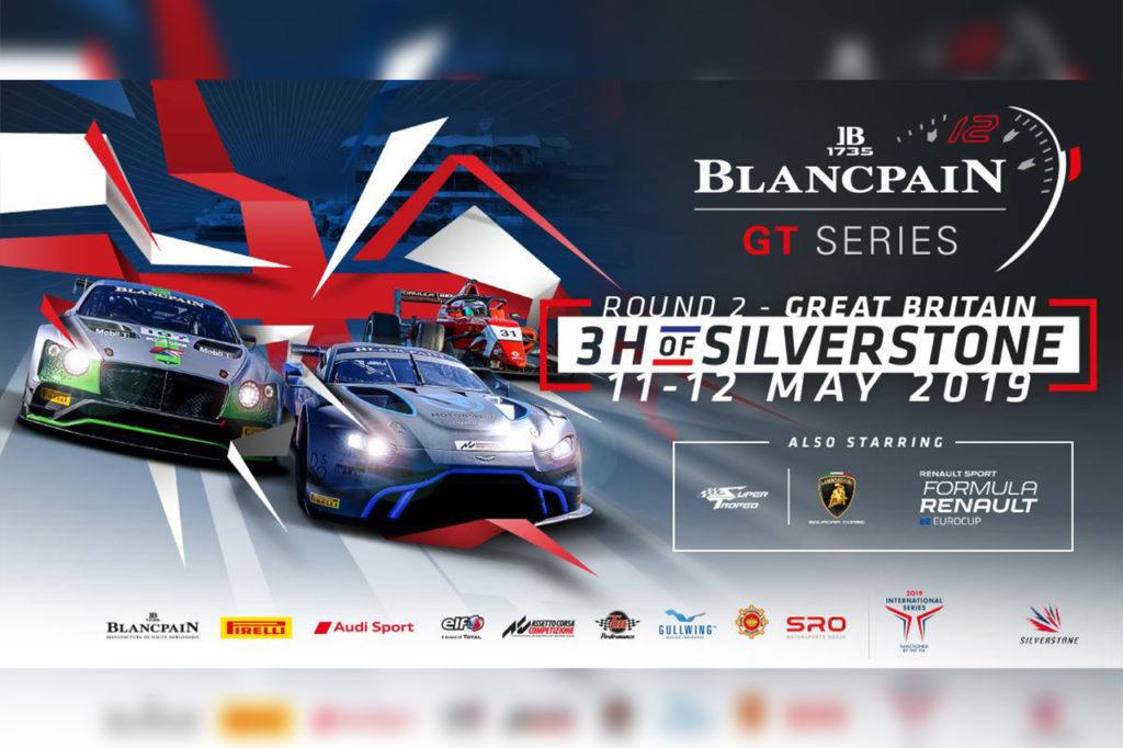 Blancpain | 3 Ore di Silverstone 2019: anteprima e orari del weekend