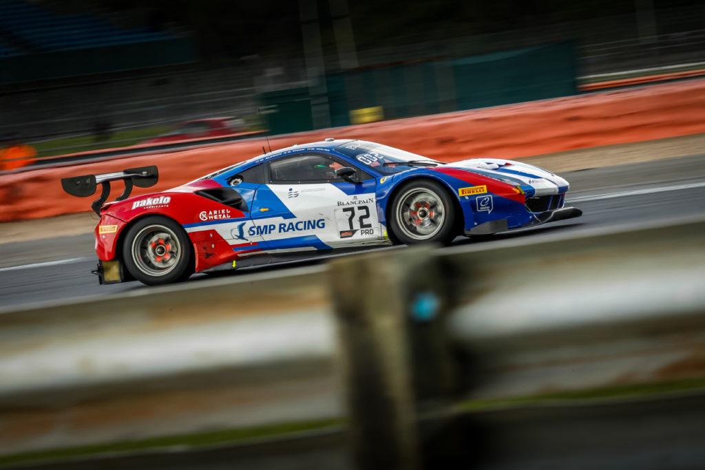 Blancpain | 3 Ore di Silverstone, Gara: Lamborghini-Ferrari, che lotta! Vittoria di Rigon su Venturini