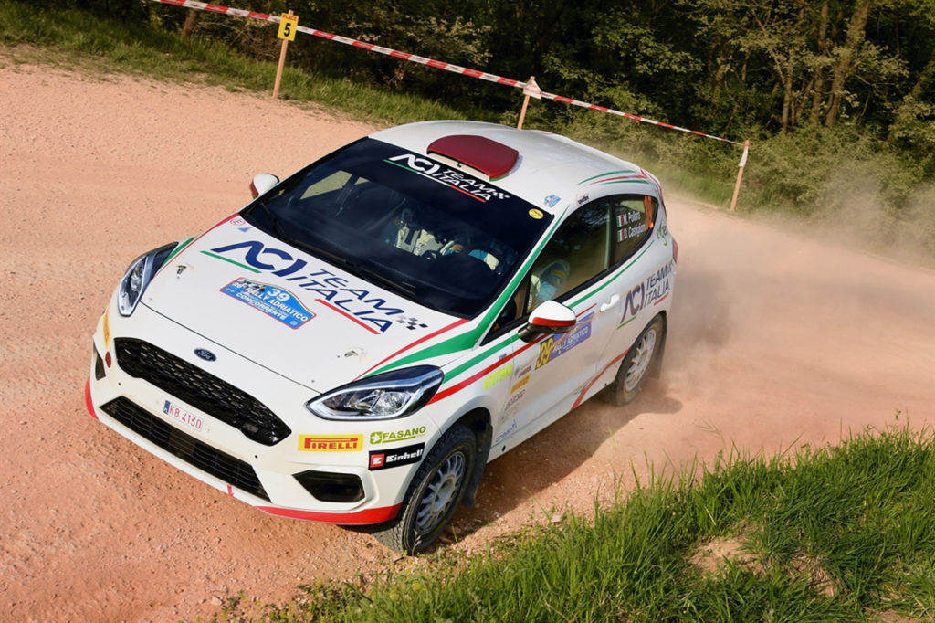 CIR Junior | Rally Adriatico: Pollara ancora vincente, Bottarelli ancora sfortunato  [Highlights VIDEO]