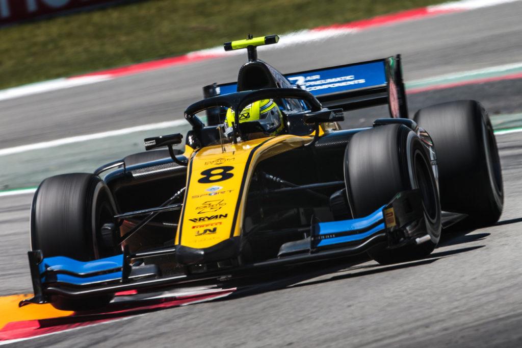 FIA F2 | Montmelò, Qualifiche: Ghiotto riparte dalla pole position