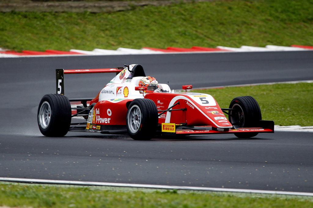 F4 Italia | Vallelunga, Qualifiche 1 e 2: Petecof e Krutten si dividono le pole position