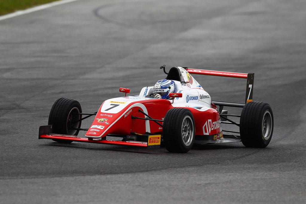 F4 Italia | Misano, Gara 1: un Petecof perfetto conquista la vittoria dalla pole position