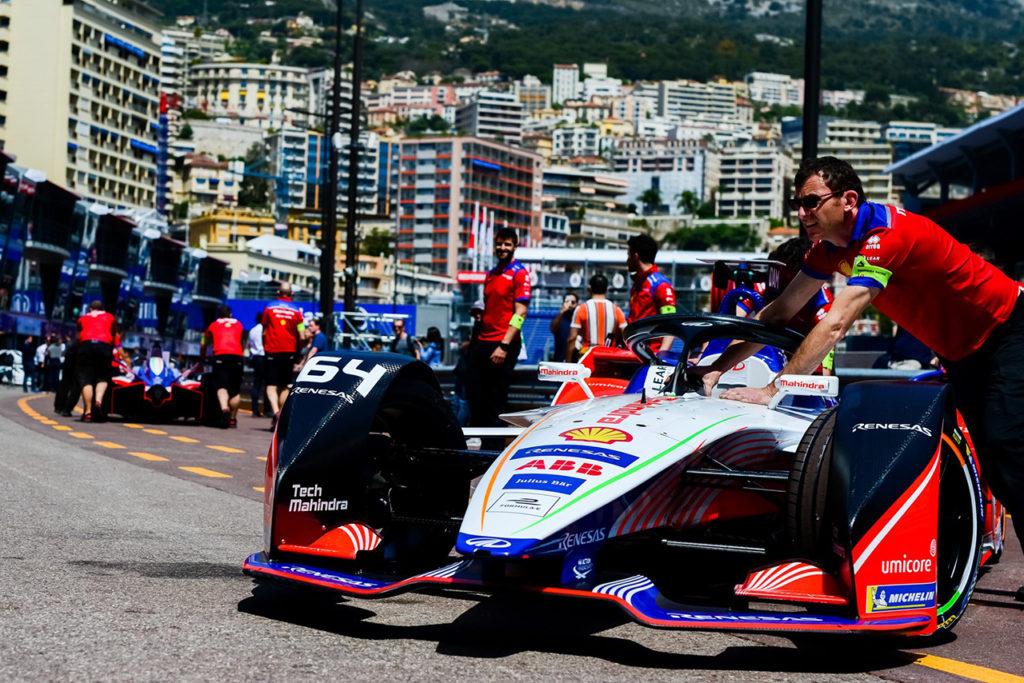 Formula E | Mahindra sfiora il podio con Wehrlein, sfortunato d'Ambrosio