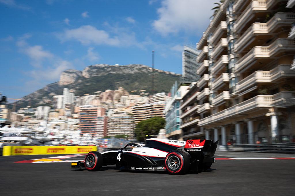 FIA F2 | Monaco, Qualifiche: imprendibile De Vries, Ilott in prima fila