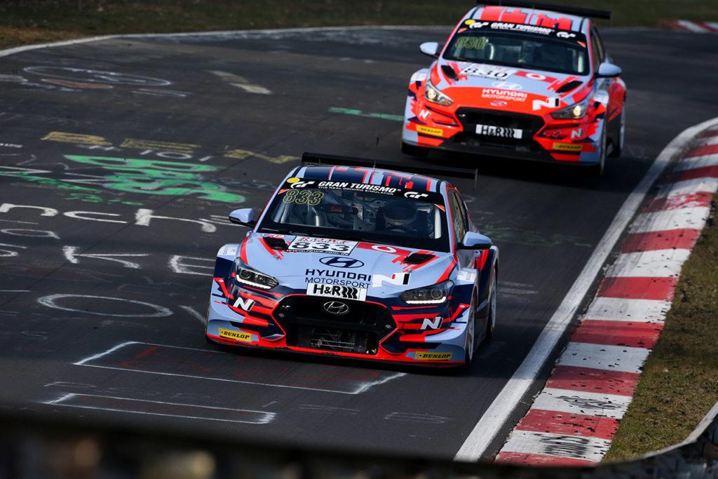 VLN | Confermate due Hyundai alla Qualifying Race della 24 Ore del Nurburgring