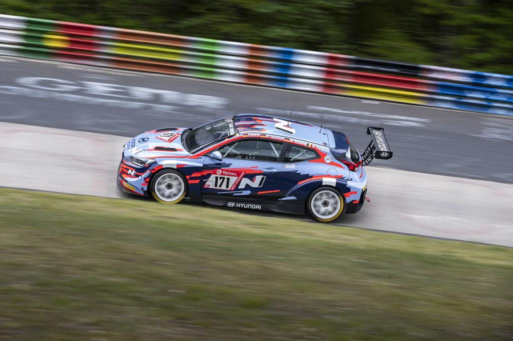 VLN | Hyundai pronta per la sfida della 24 Ore del Nurburgring a giugno