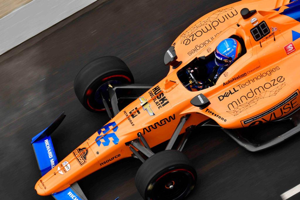 IndyCar | 500 Miglia di Indianapolis, Qualifiche: Alonso fallisce clamorosamente, eliminato da Kaiser!