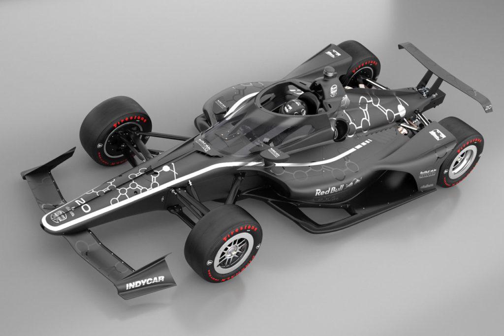 IndyCar | Nuova partnership con Red Bull per realizzare i nuovi Aeroscreen