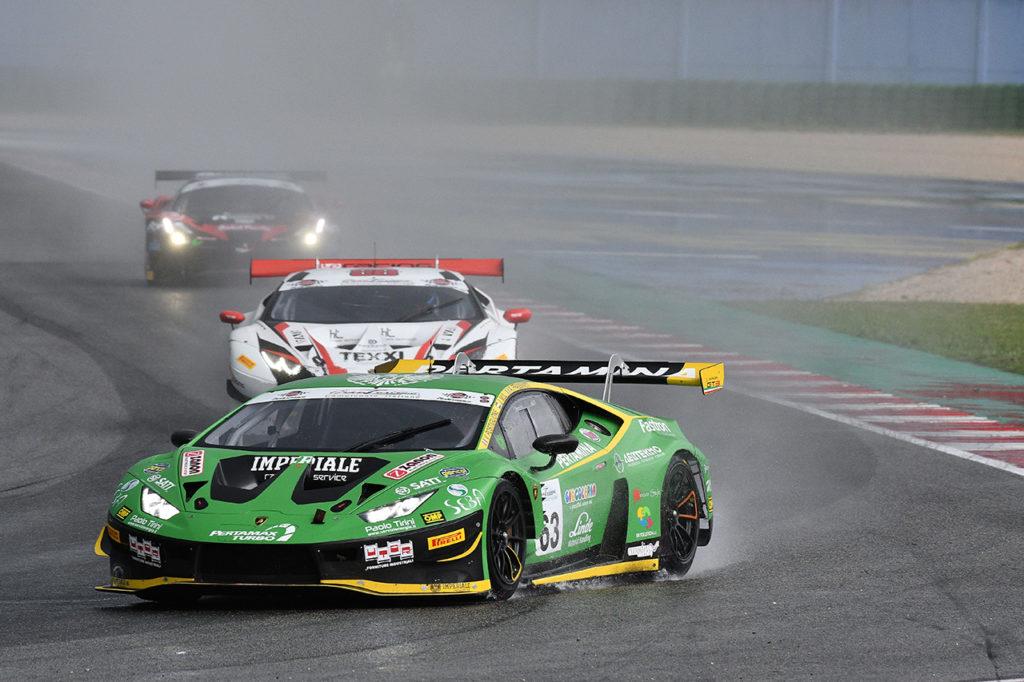 Lamborghini domina nel CIGT e nel British GT, a podio anche nell'ADAC GT Masters