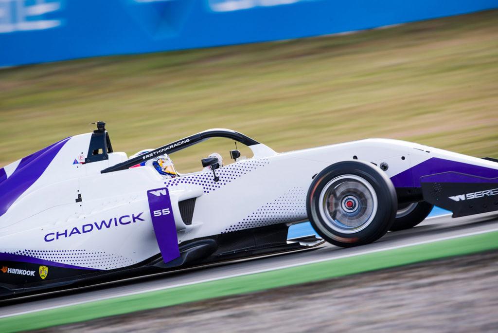 W Series | Hockenheim, Gara: Chadwick completa il dominio con la vittoria
