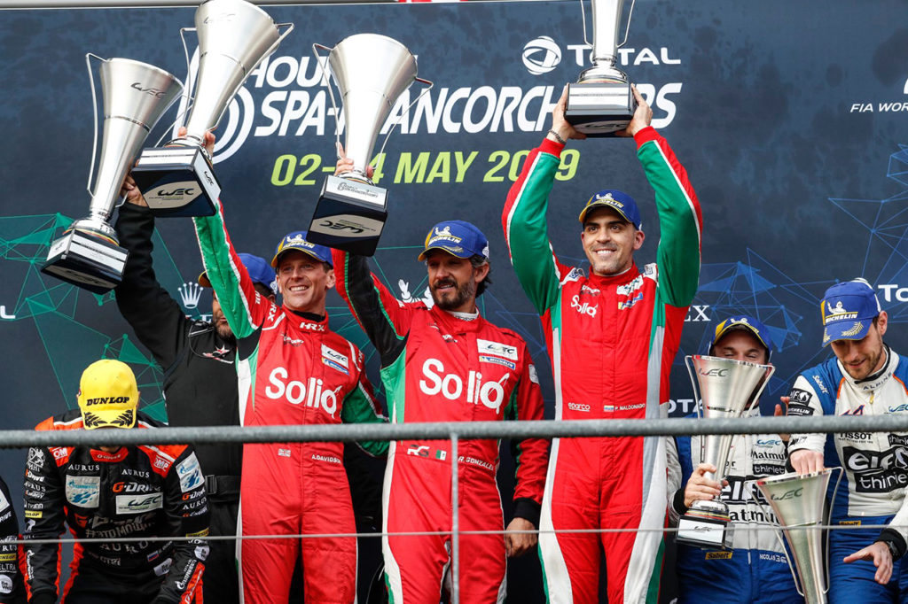 WEC | Maldonado, Davidson e Gonzales assieme con Jota Sport nel 2019-20
