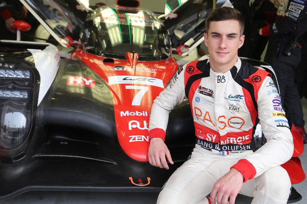 WEC | Laurent si unisce a Toyota come riserva per la prossima stagione