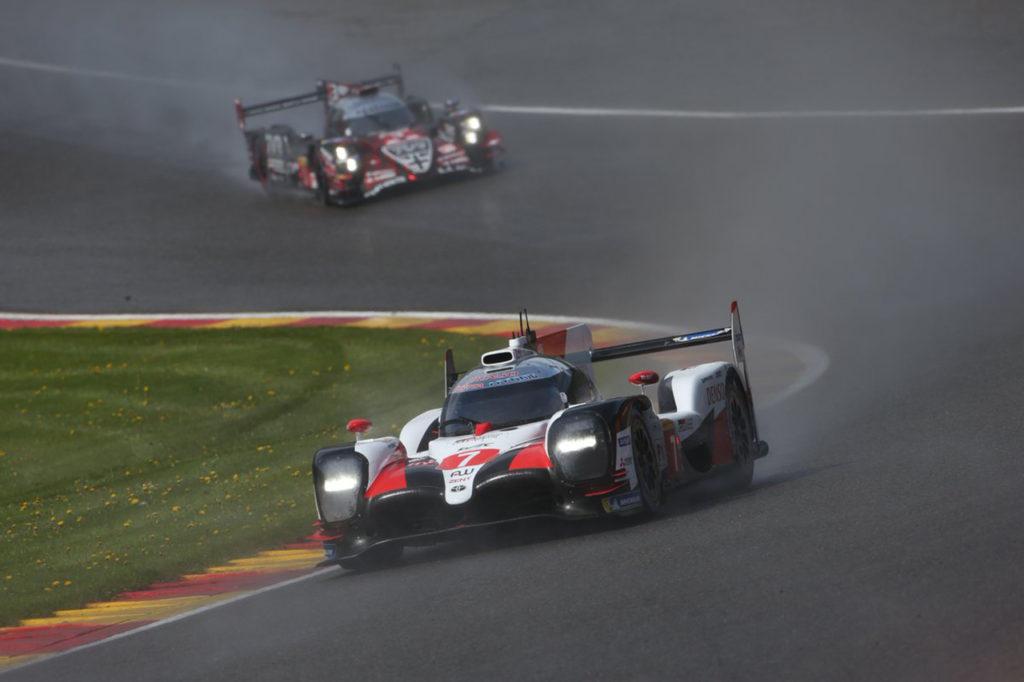 WEC | 6 Ore di Spa-Francorchamps, Gara: la pioggia e la neve non fermano Toyota