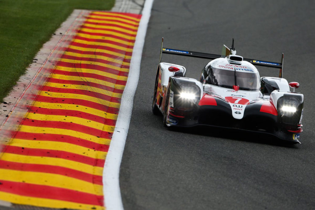 WEC | 6 Ore di Spa-Francorchamps, Qualifiche: altro dominio Toyota con Kobayashi e Conway