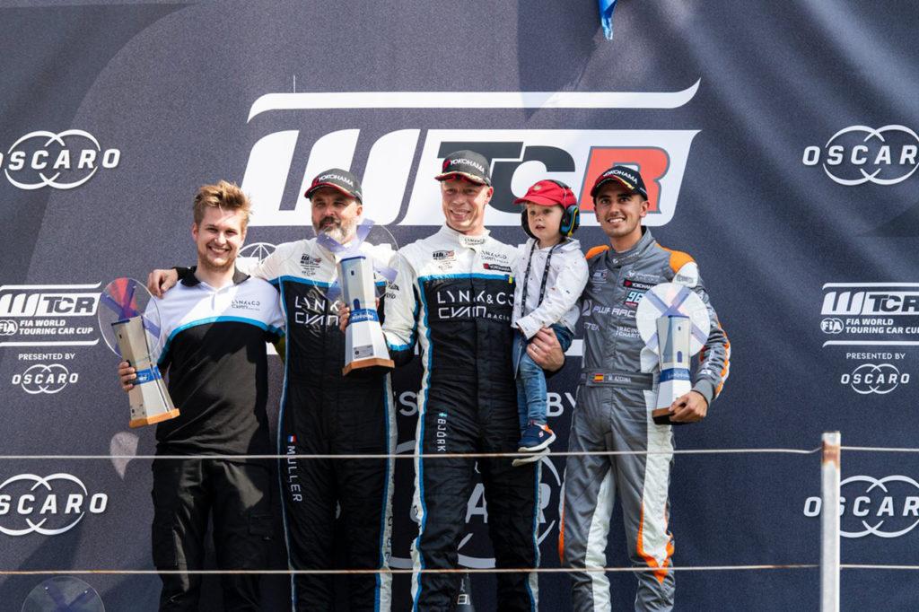 WTCR | Race of Netherlands, Gara 1: Bjork non sbaglia e vince a Zandvoort