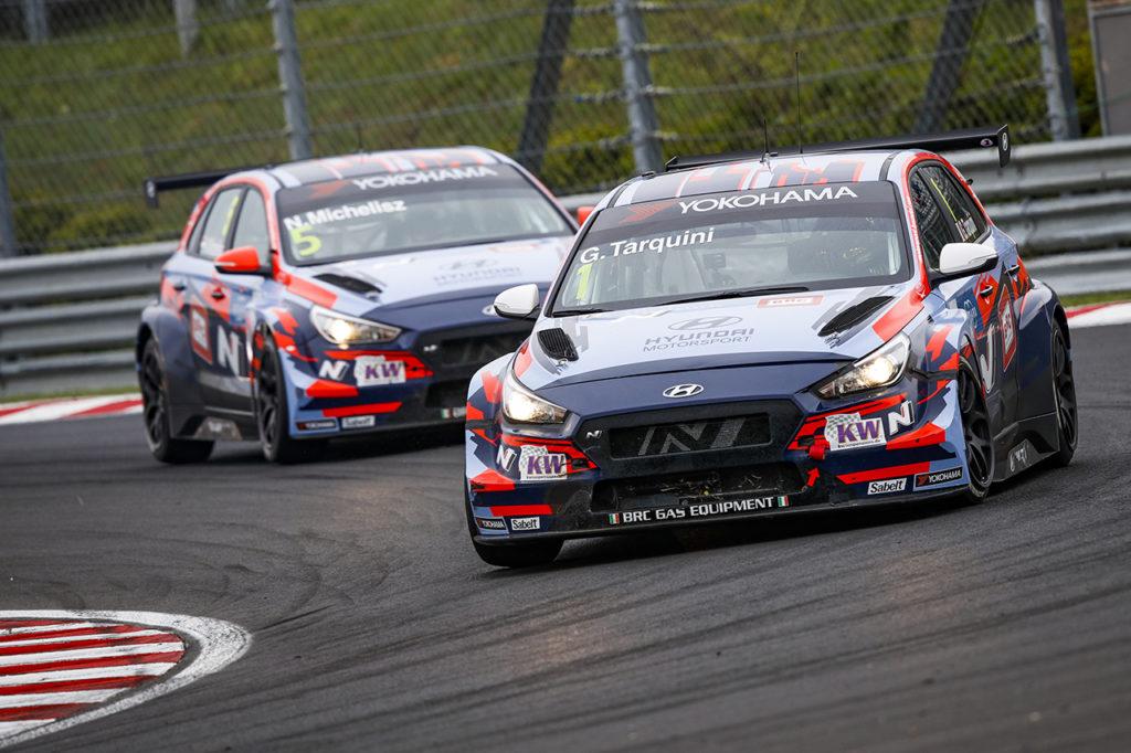 WTCR | BRC Racing Team a caccia della terza vittoria stagionale in Slovacchia