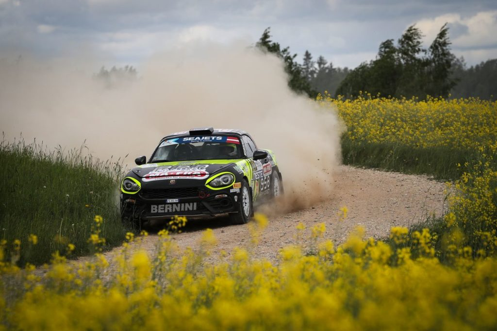 ERC | Abarth Rally Cup, Nucita contro Polonski al Rally Polonia. Mares primo nella Qualifying stage