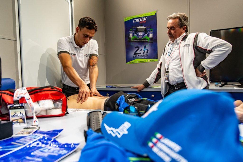 WEC | Cetilar Racing e Formula Medicine, la preparazione dietro Le Mans
