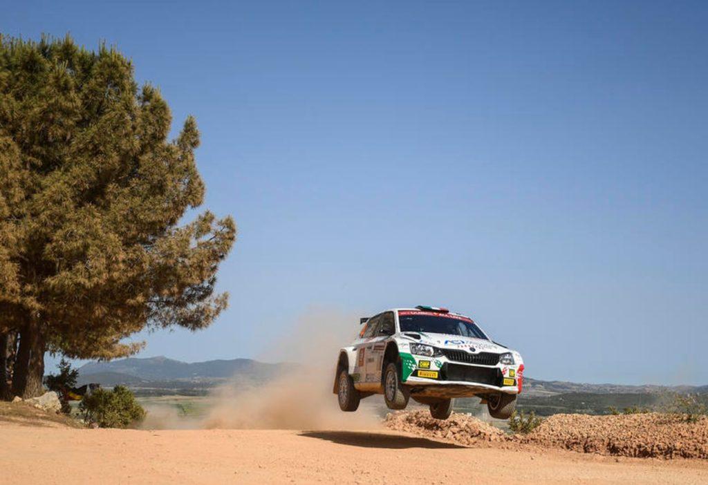 "WRC2 | Fabio Andolfi: ""Al Rally Italia Sardegna servono testa e piede"" [INTERVISTA]"