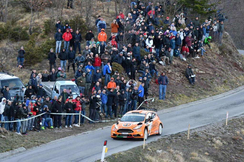 CIR | Ford Racing Italia schiera due punte al Rally Italia Sardegna: Campedelli e Dalmazzini