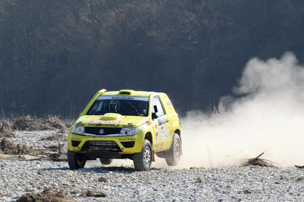 CI Cross Country | Italian Baja, Suzuki all'appuntamento valido anche per la Coppa del Mondo FIA