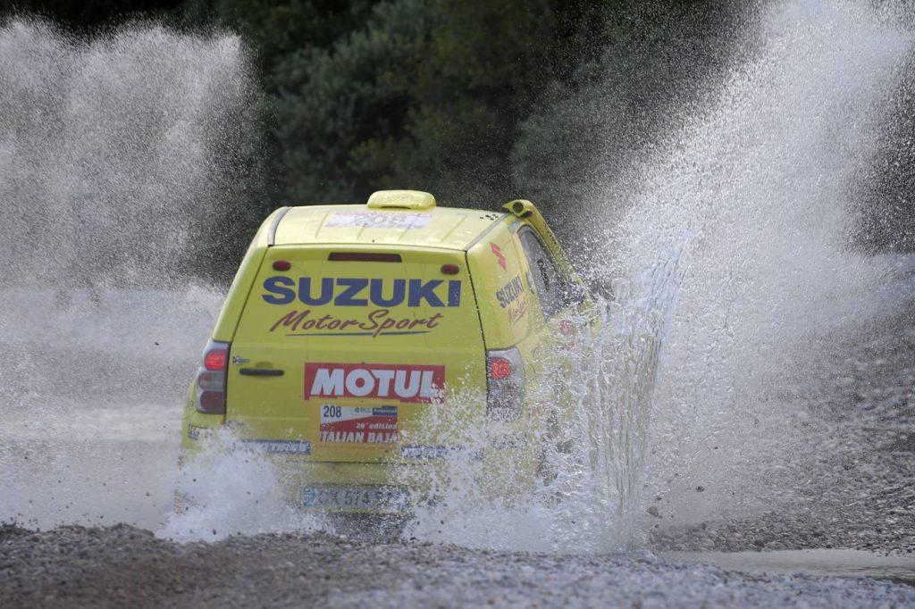 CI Cross Country | Suzuki ottiene un prestigioso piazzamento mondiale all'Italian Baja