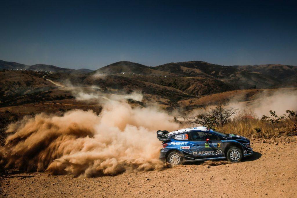 WRC | Le Ford Fiesta WRC di M-Sport preparate in tempi record per il Rally Italia Sardegna