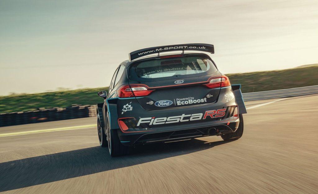 Nuova Ford Fiesta R5 - 2019