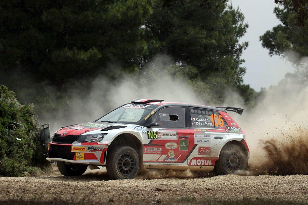 CIRT | Stephane Consani, dominatore del Rally Italia Sardegna (e del Tricolore Terra, per ora)