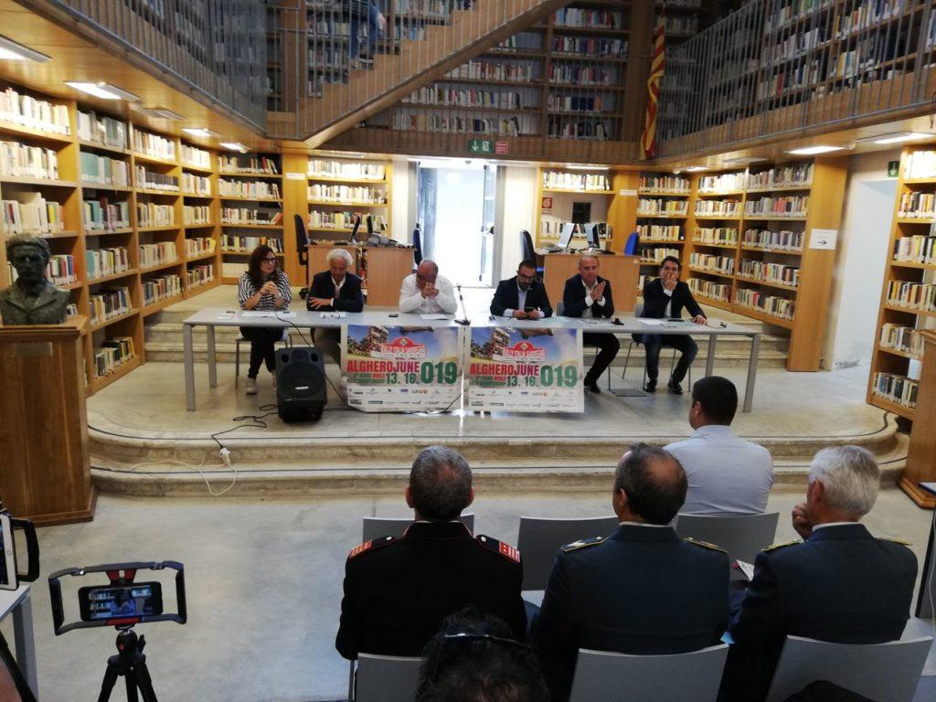 WRC | Cosa si è detto nella presentazione del Rally Italia Sardegna 2019