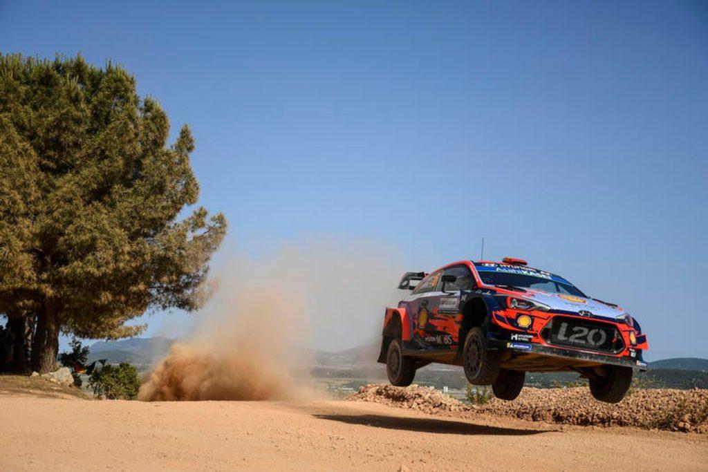 WRC | Rally Italia Sardegna, prima tappa: leader Sordo, Consani vince nel CIRT e Crugnola Gara 1 del CIR