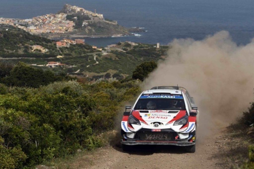 WRC | Rally Italia Sardegna, comanda Ott Tanak nella penultima giornata