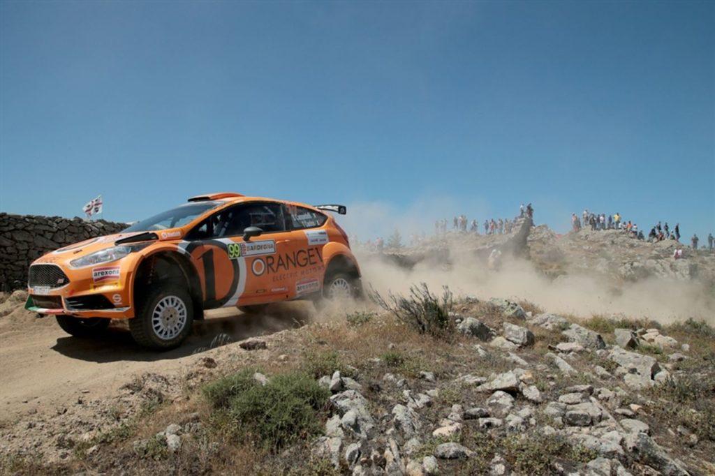 CIR | Disfatta per gli equipaggi Ford Racing al Rally Italia Sardegna