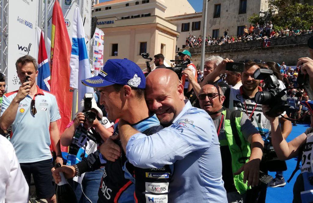 WRC | Il podio Hyundai al Rally Italia Sardegna ed il metodo Adamo