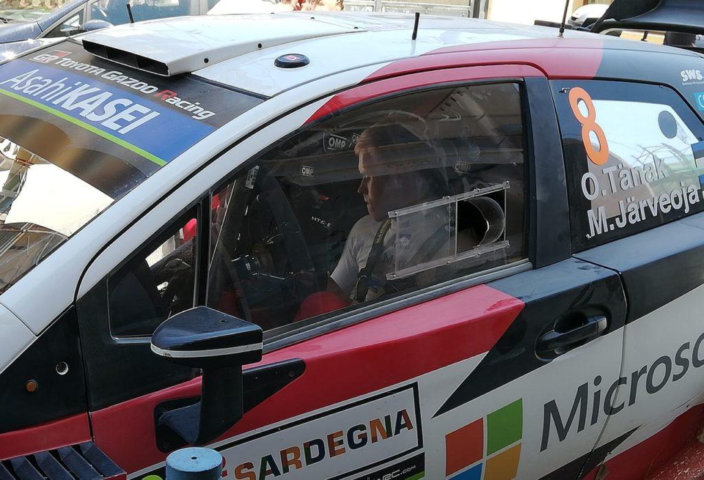 WRC | Il traumatico Rally Italia Sardegna di Toyota e Tanak