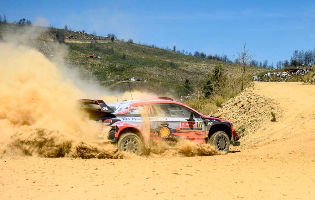 WRC | Rally Portogallo 2019, si riapre la gara: problemi per Tanak, Neuville scatenato