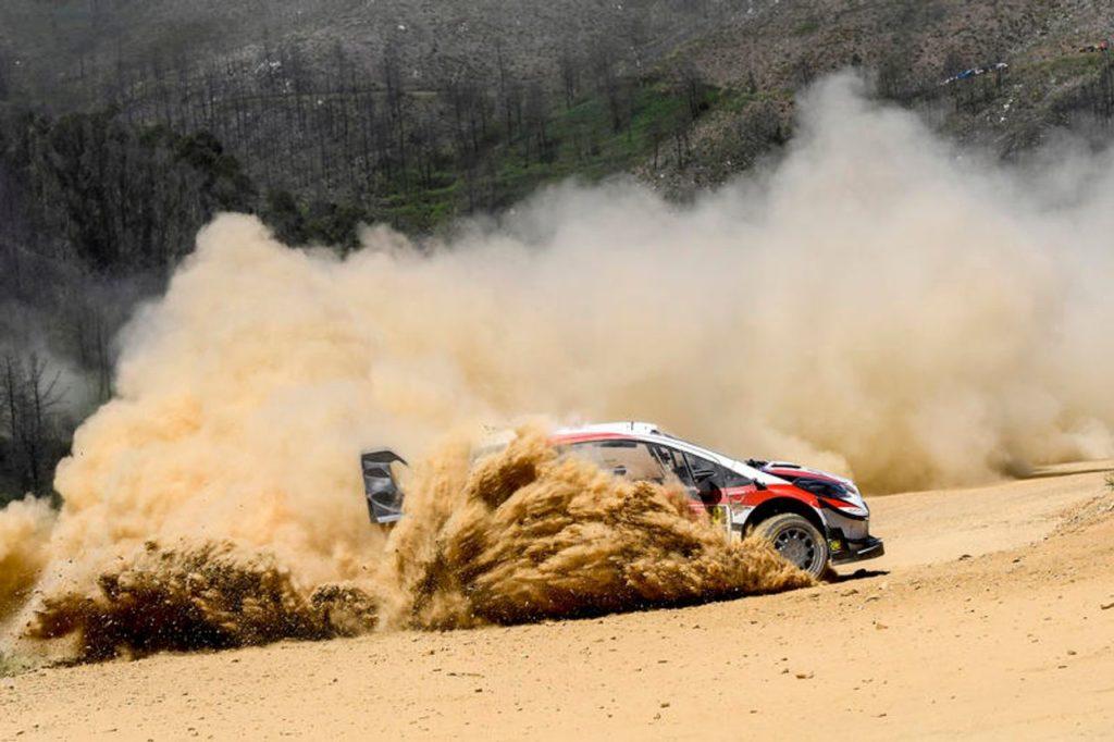 WRC | Rally Portogallo 2019: dominio Toyota ma Tanak rischia nella seconda mattinata