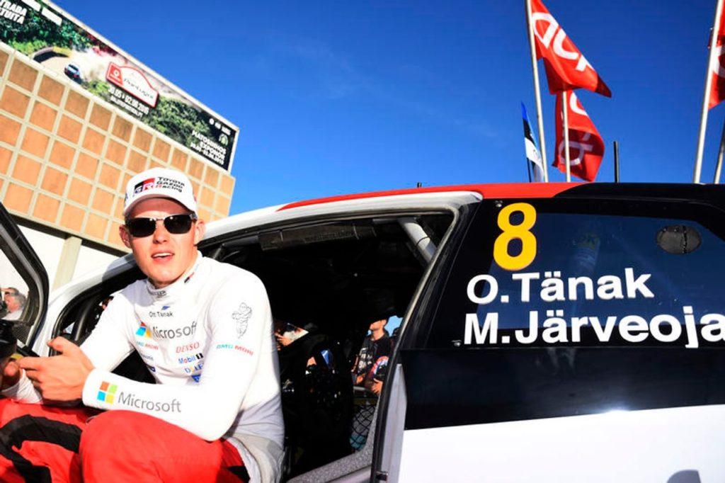WRC | Ott Tanak conquista il Rally Portogallo 2019 davanti a Neuville ed Ogier