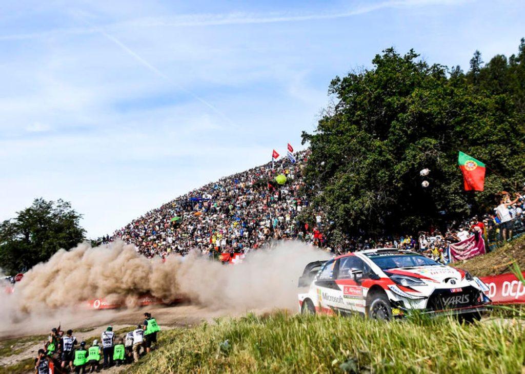 WRC | I commenti da Toyota dopo la vittoria di Tanak al Rally Portogallo