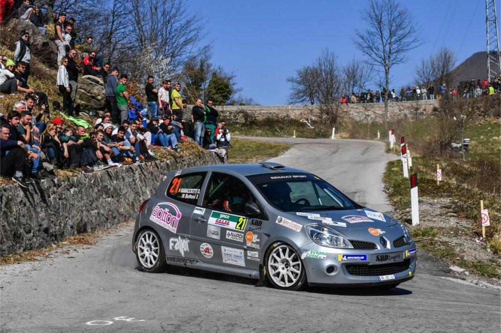 Trofei Renault Rally | Gli equipaggi al via del Rally della Marca