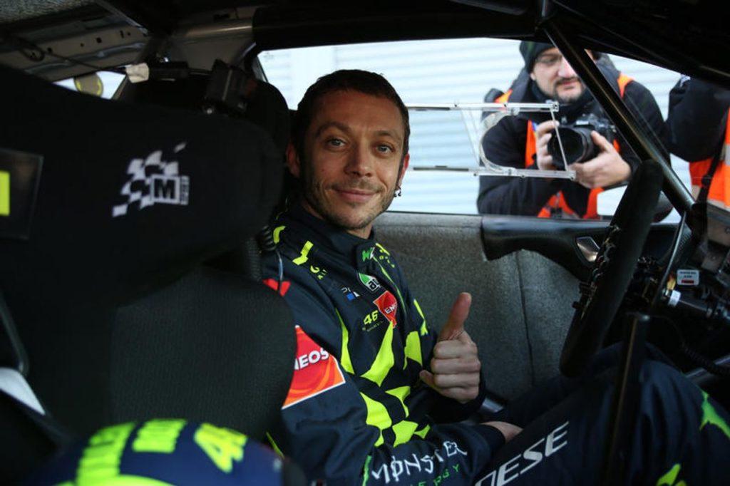Monza Rally Show 2019, assente Valentino Rossi. Opportunità o problema per l'evento?