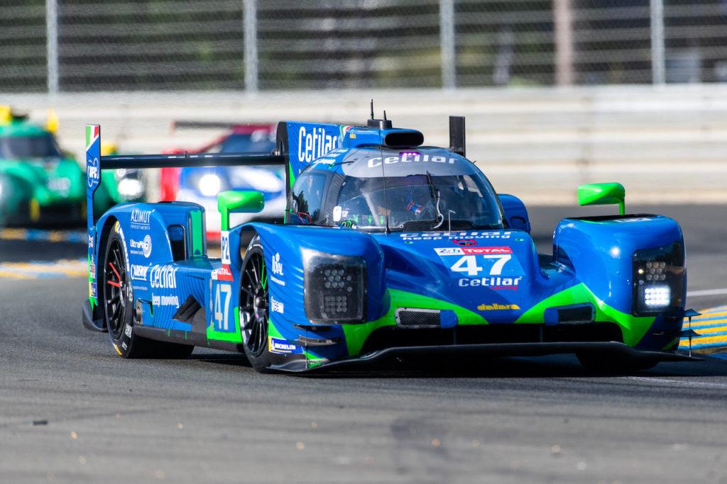 WEC | Cetilar Racing, qualifiche Le Mans: questione di decimi