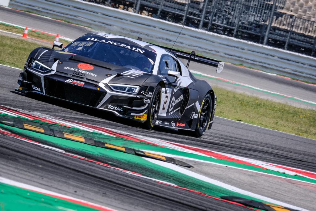 Blancpain | Misano, Gara 2: Audi sugli scudi con Weerts e Vanthoor del Team WRT