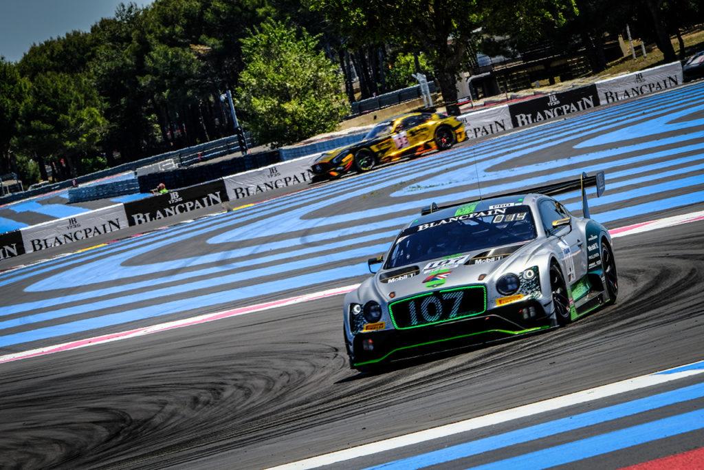 Blancpain | 1000km Paul Ricard, Qualifiche: Bentley in pole e pronta per la rivincita